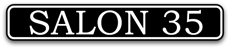 Salon 35 logo